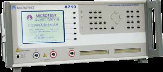 Microtest 8720 Harness Tester