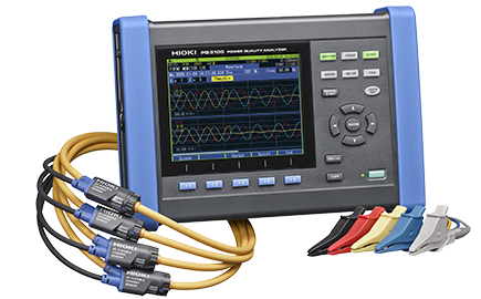 Hioki Power Quality Analyzer